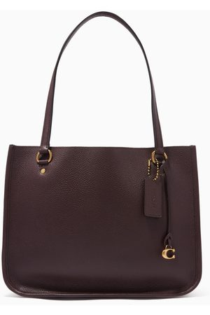 Coach Tyler Carryall Bag in Pebble Leather