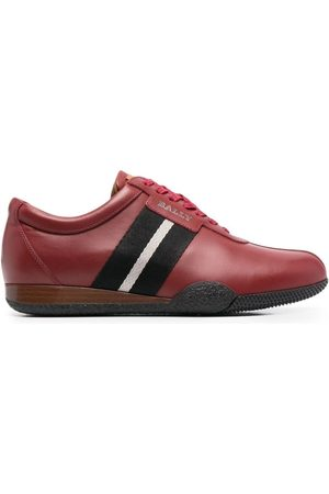 Bally Men Sneakers - Frenz leather trainers