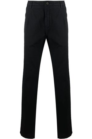 CANALI Men Chinos - Slim-cut chino trousers