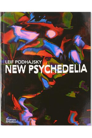 Publications Men Accessories - New Psychedelia: The Art of Leif Podhajsky