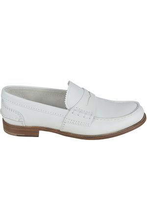 Church's WOMEN'S DD00429FGF0ABK LEATHER LOAFERS