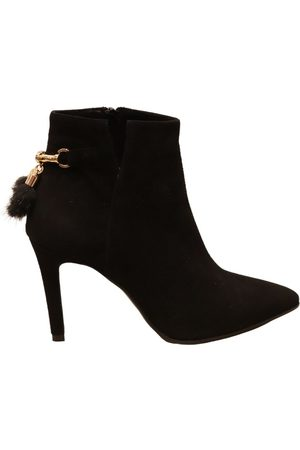 Aristocrat Women Ankle Boots - High Heel Ankle Boot with Tassel