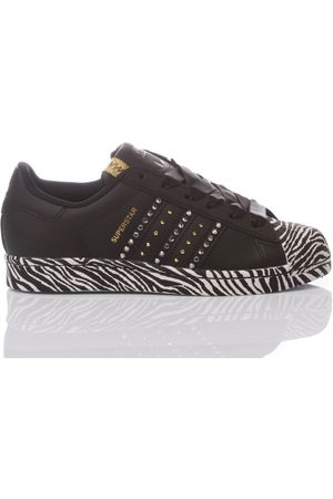 adidas WOMEN'S MIM192 LEATHER SNEAKERS