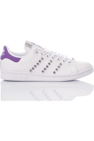 adidas WOMEN'S MIM1786 LEATHER SNEAKERS