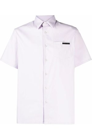 Prada MEN'S UCS293S192F62F0230 COTTON SHIRT