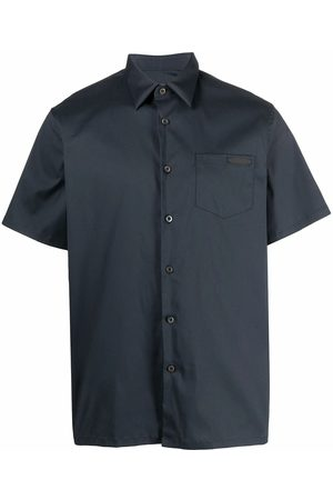 Prada MEN'S UCS293S192F62F0008 COTTON SHIRT