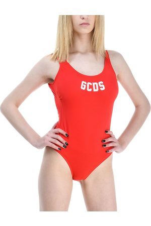 GCDS Women Suits - WOMEN'S CC94W01018203 POLYAMIDE ONE-PIECE SUIT