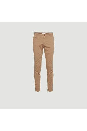 Knowledge Cotton Apparal JOE slim chino pants Tuffet Knowledge Cotton Apparel