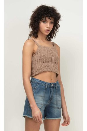 Denim Studio Alma Shorts