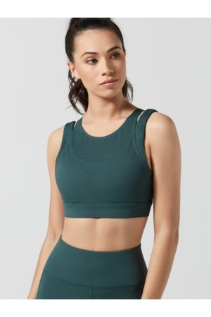 Lilybod Smoke Amber Sports Bra
