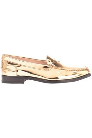 Tod's WOMEN'S XXW16C00011PL8G204 LEATHER LOAFERS