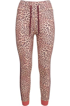 The Upside Leopard Midi Pants