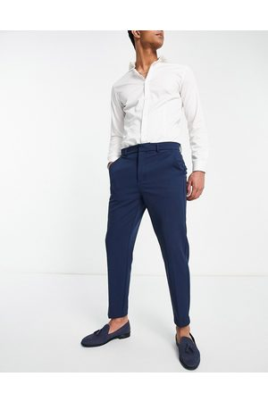 River Island Men Chinos - Tapered trousers in twill
