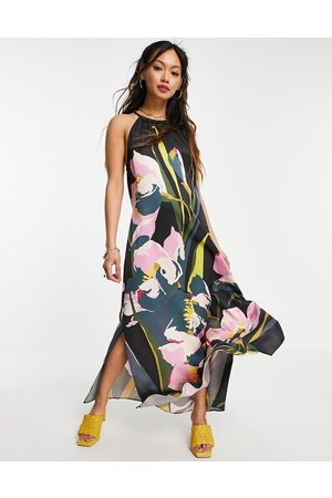Ted Baker Piana maxi dress in