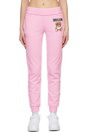 Women Loungewear - Moschino Inside Out Teddy Bear Lounge Pants