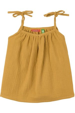 Bakker made with love Sale - Green Lison Tank Top - Girl - 4 years - - Blouses