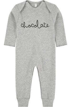 Organic Zoo Graphic organic cotton longall - Unisex - 0-3 months - - Playsuit and jumpsuits