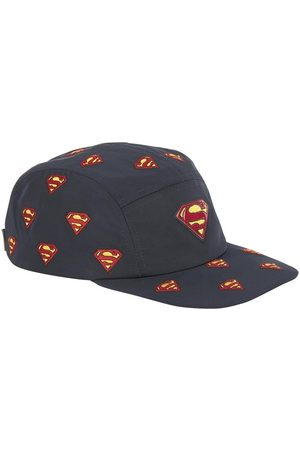 Fabric Flavours Embroidered cap Superman - Unisex - One Size (5-10 years) - - Baseball caps