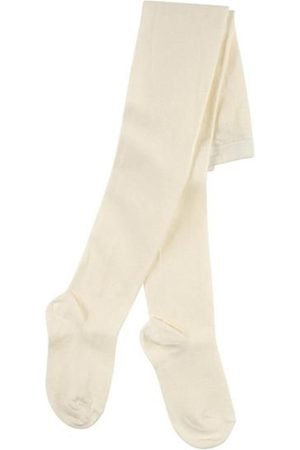CONDOR Champagne knit tights - Unisex - 12 Years - Cream - Ivory - Tights