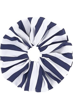 Les Ultraviolettes Stripe print scrunchie - Unisex - One Size - - Hair ties and hair bands