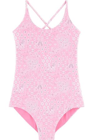 Melissa Odabash Kids - Reversible one-piece swimsuit - Girl - 6 years - - Sun suits