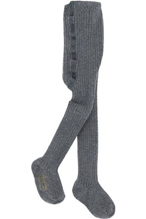 BONPOINT Plain tights - Girl - 3 months - - Tights