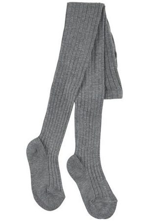 CONDOR Light ribbed knit Baby tights - Unisex - 3-6 Months - - Tights