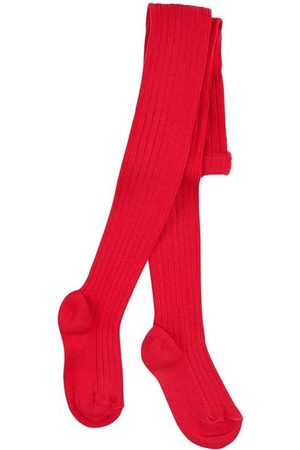 CONDOR Ribbed knit Baby tights - Unisex - 3-6 Months - - Tights