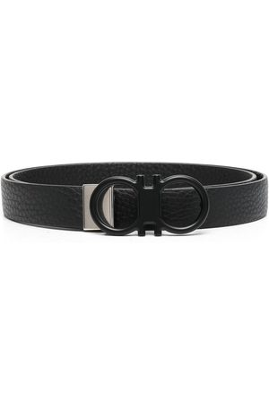 Salvatore Ferragamo Gancini-buckle belt