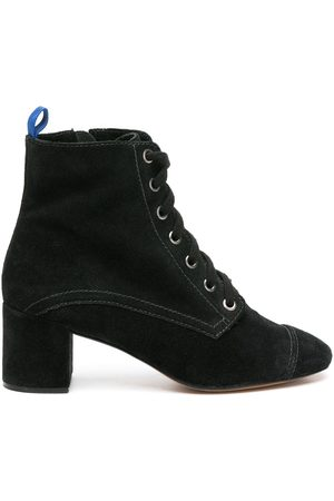 Blue Bird Shoes Lace-up leather boots