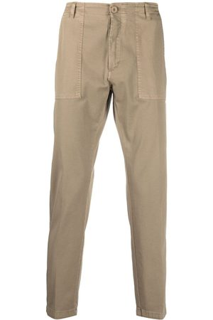 DEPARTMENT 5 High-rise cropped trousers