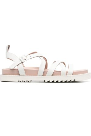 Simone Rocha Women Sandals - Crystal-embellished strappy sandals