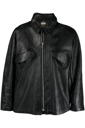 A.N.G.E.L.O. Vintage Cult 1950s zip-up leather jacket