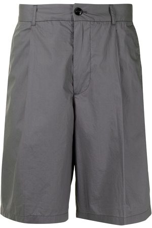 Emporio Armani Men Bermudas - Cotton bermuda shorts