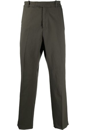 OAMC Idol cotton tailored trousers