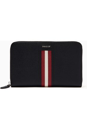 Bally Taiden Travel Wallet in Leather