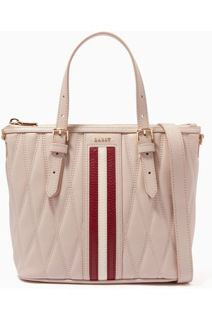 Bally Damirah Small Tote Bag in Leather