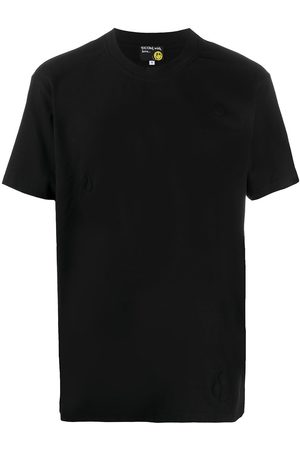 DUOltd Embroidered logo T-shirt