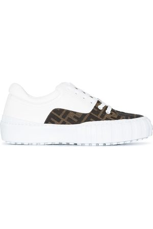 Fendi Force lace-up sneakers