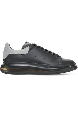 Alexander McQueen 45mm Air Reflect Leather Sneakers