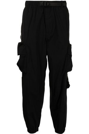 AAPE BY A BATHING APE Belted cargo trousers