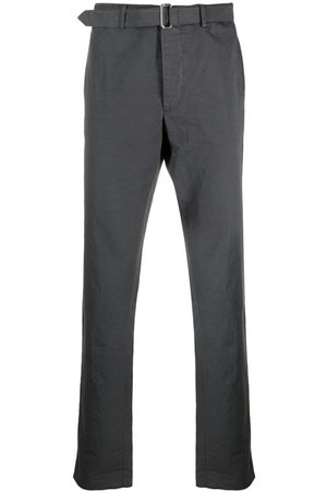 OFFICINE GENERALE Men Chinos - Belted-waist trousers
