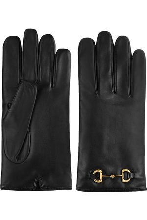 Gucci Men Gloves - Horsebit gloves