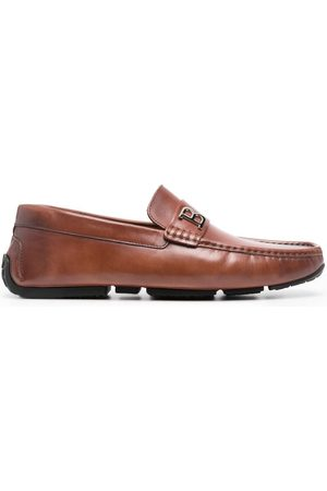 Bally Pievo leather loafers