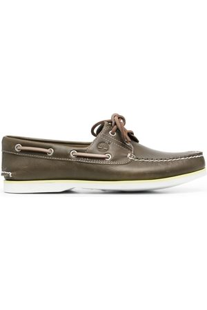 Timberland Men Shoes - Lace-up boat shoes