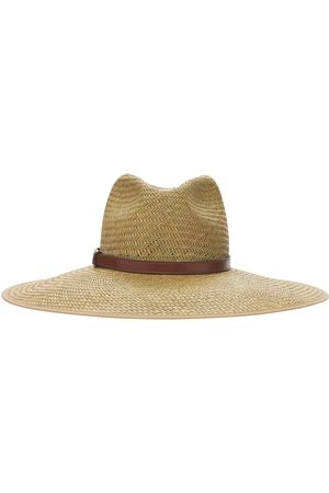 Gucci Wide Brim Hat W/ Horsebit