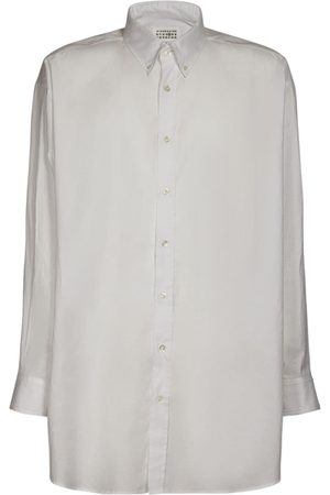 Maison Margiela Men Casual - Oversize Cotton Shirt