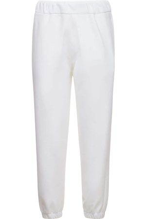 AG Straight Cotton Sweatpants