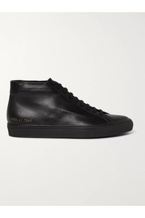 COMMON PROJECTS Men Sneakers - Original Achilles Leather High-Top Sneakers