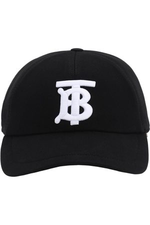 Burberry Tb Logo Cotton Canvas Baseball Hat